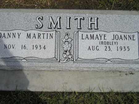SMITH, DANNY MARTIN - Miner County, South Dakota | DANNY MARTIN SMITH - South Dakota Gravestone Photos