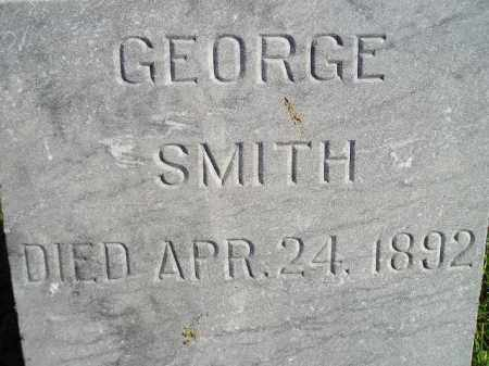 SMITH, GEORGE - Miner County, South Dakota | GEORGE SMITH - South Dakota Gravestone Photos