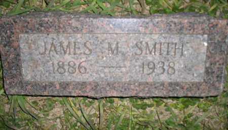 SMITH, JAMES M. - Miner County, South Dakota | JAMES M. SMITH - South Dakota Gravestone Photos