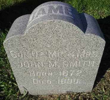 SMITH, JAMES - Miner County, South Dakota | JAMES SMITH - South Dakota Gravestone Photos