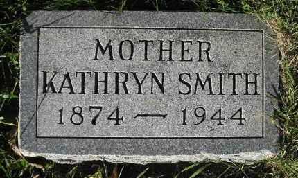SMITH, KATHRYN - Miner County, South Dakota | KATHRYN SMITH - South Dakota Gravestone Photos