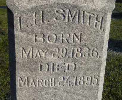 SMITH, L.H. - Miner County, South Dakota | L.H. SMITH - South Dakota Gravestone Photos