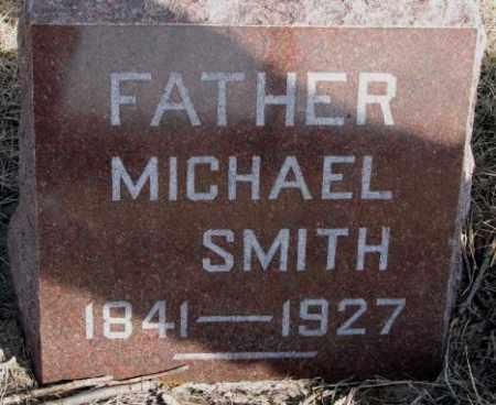 SMITH, MICHAEL - Miner County, South Dakota   MICHAEL SMITH - South Dakota Gravestone Photos