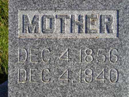SMITH, MOTHER - Miner County, South Dakota | MOTHER SMITH - South Dakota Gravestone Photos