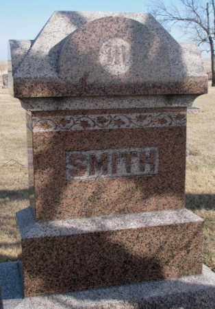 SMITH, PLOT MARKER - Miner County, South Dakota | PLOT MARKER SMITH - South Dakota Gravestone Photos