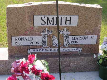 SMITH, MARION V. - Miner County, South Dakota | MARION V. SMITH - South Dakota Gravestone Photos