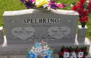 SPELBRING, SHIRLEY JOYCE - Miner County, South Dakota | SHIRLEY JOYCE SPELBRING - South Dakota Gravestone Photos