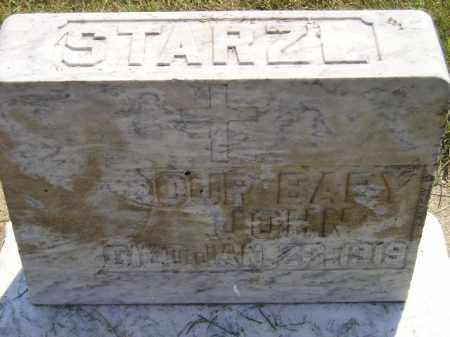 STARZL, JOHN - Miner County, South Dakota | JOHN STARZL - South Dakota Gravestone Photos