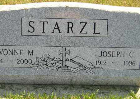 STARZL, LAVONNE M. - Miner County, South Dakota | LAVONNE M. STARZL - South Dakota Gravestone Photos