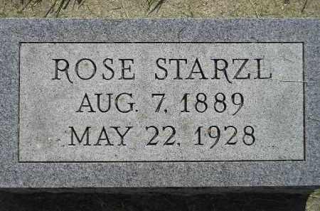 STARZL, ROSE - Miner County, South Dakota | ROSE STARZL - South Dakota Gravestone Photos