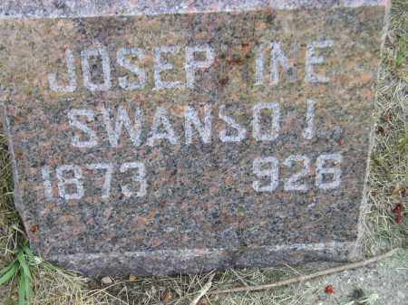 SWANSON, JOSEPHINE - Miner County, South Dakota | JOSEPHINE SWANSON - South Dakota Gravestone Photos