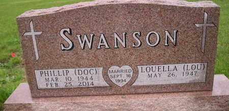 "SWANSON, PHILLIP ""DOC"" - Miner County, South Dakota | PHILLIP ""DOC"" SWANSON - South Dakota Gravestone Photos"