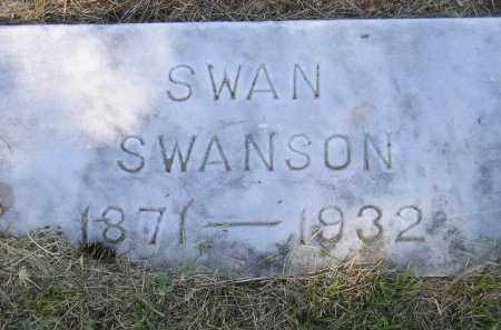 SWANSON, SWAN - Miner County, South Dakota | SWAN SWANSON - South Dakota Gravestone Photos