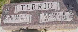 TERRIO, SHIRLEY K - Miner County, South Dakota | SHIRLEY K TERRIO - South Dakota Gravestone Photos