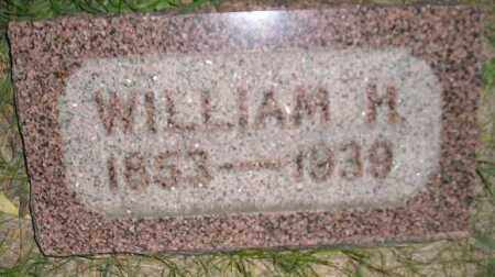 THOMPSON, WILLIAM H. - Miner County, South Dakota | WILLIAM H. THOMPSON - South Dakota Gravestone Photos