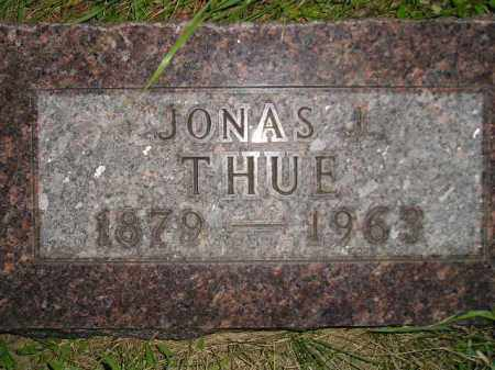 THUE, JONAS - Miner County, South Dakota | JONAS THUE - South Dakota Gravestone Photos