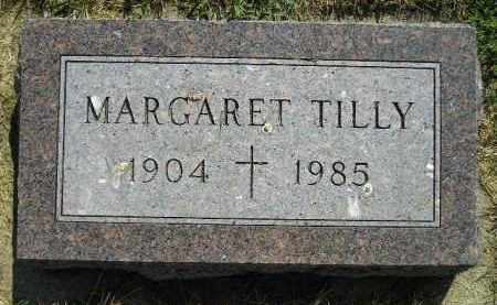 TILLY, MARGARET - Miner County, South Dakota | MARGARET TILLY - South Dakota Gravestone Photos