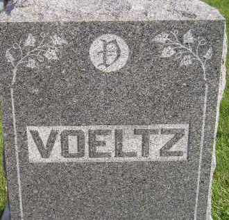 VOELTZ, FAMILY STONE - Miner County, South Dakota | FAMILY STONE VOELTZ - South Dakota Gravestone Photos