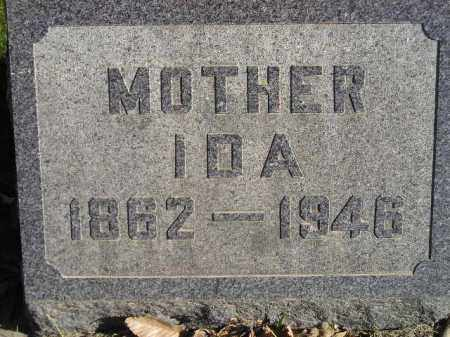 VOELTZ, IDA - Miner County, South Dakota | IDA VOELTZ - South Dakota Gravestone Photos