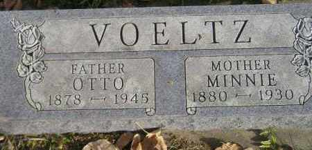 VOELTZ, MINNIE - Miner County, South Dakota | MINNIE VOELTZ - South Dakota Gravestone Photos