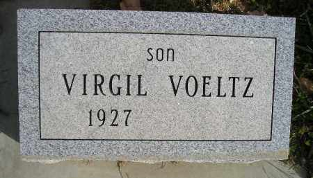 "VOELTZ, VIRGIL ""BUB"" - Miner County, South Dakota 