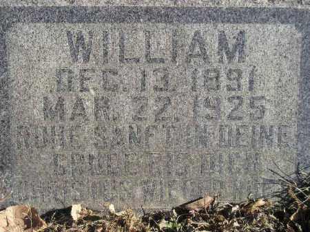 VOELTZ, WILLIAM - Miner County, South Dakota | WILLIAM VOELTZ - South Dakota Gravestone Photos