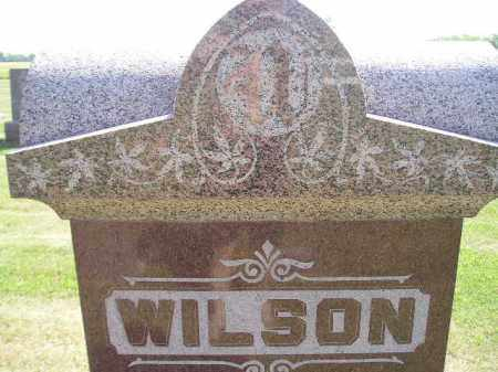 WILSON, FAMILY STONE - Miner County, South Dakota | FAMILY STONE WILSON - South Dakota Gravestone Photos