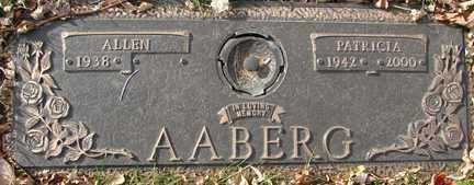 AABERG, ALLEN - Minnehaha County, South Dakota | ALLEN AABERG - South Dakota Gravestone Photos