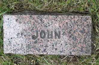 AASEN, JOHN - Minnehaha County, South Dakota | JOHN AASEN - South Dakota Gravestone Photos