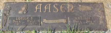 AASEN, JENNINGS I. - Minnehaha County, South Dakota | JENNINGS I. AASEN - South Dakota Gravestone Photos