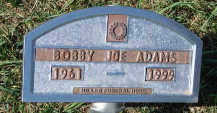 ADAMS, BOBBY JOE - Minnehaha County, South Dakota | BOBBY JOE ADAMS - South Dakota Gravestone Photos