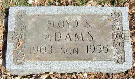 ADAMS, FLOYD S. - Minnehaha County, South Dakota | FLOYD S. ADAMS - South Dakota Gravestone Photos