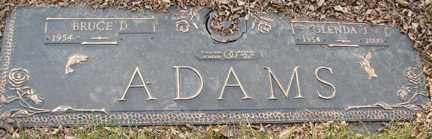ADAMS, GLENDA J. - Minnehaha County, South Dakota | GLENDA J. ADAMS - South Dakota Gravestone Photos
