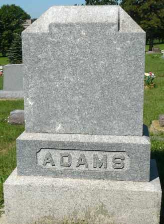 ADAMS, KENNETH WAYNE - Minnehaha County, South Dakota | KENNETH WAYNE ADAMS - South Dakota Gravestone Photos