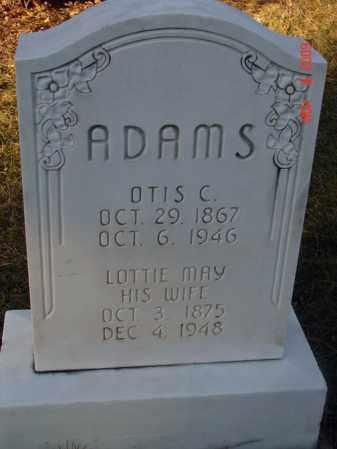 ADAMS, LOTTIE MAY - Minnehaha County, South Dakota | LOTTIE MAY ADAMS - South Dakota Gravestone Photos