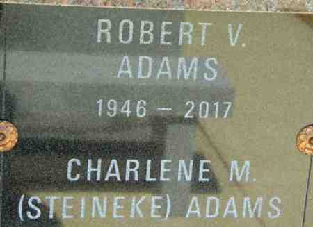 ADAMS, CHARLENE M. - Minnehaha County, South Dakota | CHARLENE M. ADAMS - South Dakota Gravestone Photos