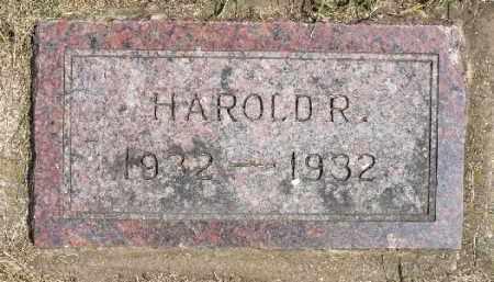 AGA, HAROLD R. - Minnehaha County, South Dakota | HAROLD R. AGA - South Dakota Gravestone Photos
