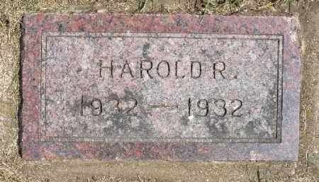 AGA, HAROLD R. - Minnehaha County, South Dakota | HAROLD R. AGA - South Dakota Gravestone Photos