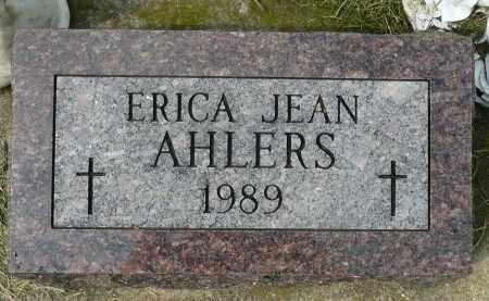AHLERS, ERICA JEAN - Minnehaha County, South Dakota   ERICA JEAN AHLERS - South Dakota Gravestone Photos