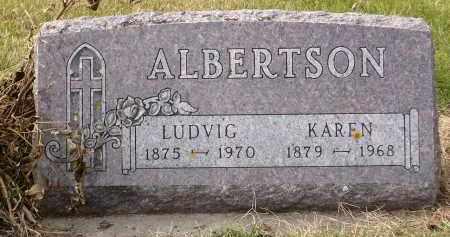 ALBERTSON, KAREN - Minnehaha County, South Dakota | KAREN ALBERTSON - South Dakota Gravestone Photos