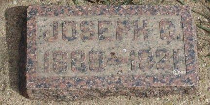 ALLEN, JOSEPH G. - Minnehaha County, South Dakota   JOSEPH G. ALLEN - South Dakota Gravestone Photos