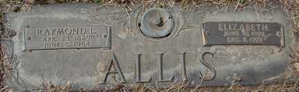 ALLIS, RAYMOND LOUIS - Minnehaha County, South Dakota | RAYMOND LOUIS ALLIS - South Dakota Gravestone Photos