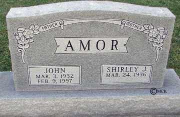 AMOR, SHIRLEY JEAN - Minnehaha County, South Dakota | SHIRLEY JEAN AMOR - South Dakota Gravestone Photos