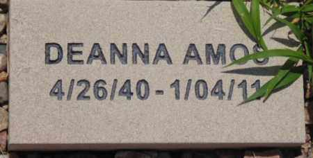 AMOS, DEANNA - Minnehaha County, South Dakota | DEANNA AMOS - South Dakota Gravestone Photos