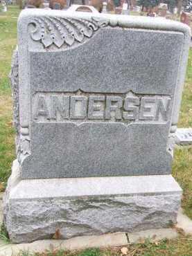 ANDERSEN, FAMILY STONE - Minnehaha County, South Dakota | FAMILY STONE ANDERSEN - South Dakota Gravestone Photos