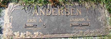 ANDERSEN, SANDRA K. - Minnehaha County, South Dakota | SANDRA K. ANDERSEN - South Dakota Gravestone Photos