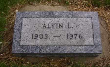 ANDERSON, ALVIN L. - Minnehaha County, South Dakota | ALVIN L. ANDERSON - South Dakota Gravestone Photos