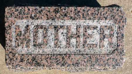 ANDERSON, ANNA S. (FOOTSTONE) - Minnehaha County, South Dakota   ANNA S. (FOOTSTONE) ANDERSON - South Dakota Gravestone Photos