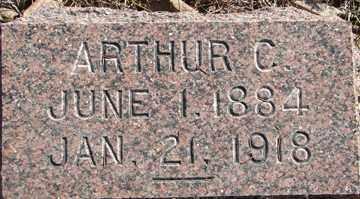 ANDERSON, ARTHUR C. - Minnehaha County, South Dakota | ARTHUR C. ANDERSON - South Dakota Gravestone Photos