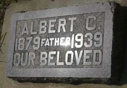 ANDERSON, ALBERT C. - Minnehaha County, South Dakota | ALBERT C. ANDERSON - South Dakota Gravestone Photos